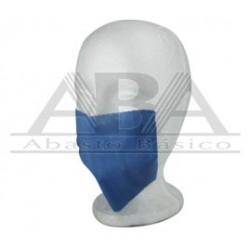 Paquete Cubreboca Azul Escoffier