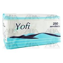 Servilleta Tradicional Yofi 250 piezas
