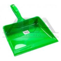 Recogedor de plástico mango corto
