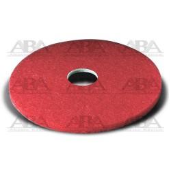 "Disco Scotch-Brite® Rojo 5100 para limpieza 16"""