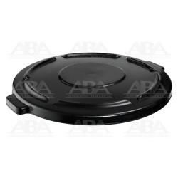 Tapa para contenedor BRUTE® negra 2645-60