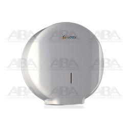 Dispensador de papel higiénico ABS Elegance CP-0205-B