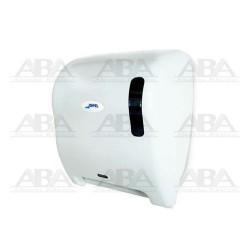 Despachador de toalla en rollo automático Azur blanco AG17510