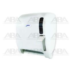 Despachador de toalla en rollo palanca AZUR blanco AG16510