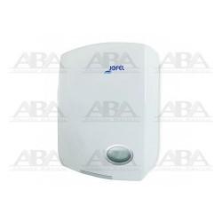 Secador pulsador Futura blanco AA13126