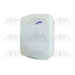 Secador óptico Futura blanco AA14126