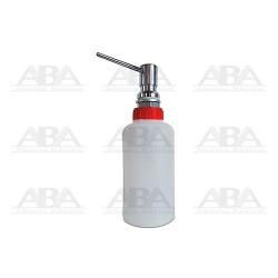 Dosificador de jabón empotrable con depósito DJ61000