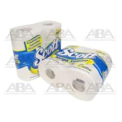 Papel Higiénico Tradicional Scott® 500 hjs. 90400