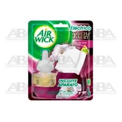 Air Wick® Eléctrico Difusor y Repuesto Lirios de luna y Seda