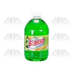 Brasso Aromas Manzana Verde 5 L