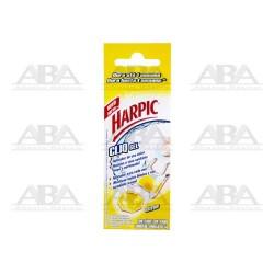 Harpic® Cliq Gel Pastilla para inodoro citrus 5 g