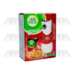 Air Wick® Freshmatic Enchanted Holiday, Mrs. Claus Apple Pie Aparato + Repuesto 175 g