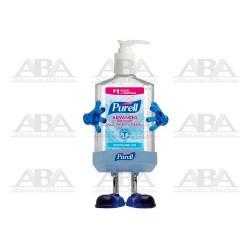 PURELL® Advanced Gel Alcohol Antiséptico para manos de escritorio 9600 PL1, 8 oz