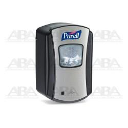 PURELL® Despachador Automático LTX-7 Cromo/Negro 1328-04