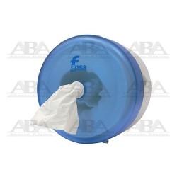 Fapsa® Despachador para Papel Higiénico Pre-Cut 8520 azul
