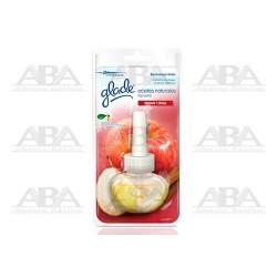 Glade® Aceites Naturales Repuesto Manzana y Canela