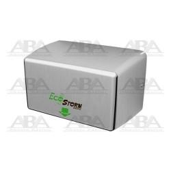 Secadora de manos EcoStorm® de alta velocidad Acero Inoxidable HD094009