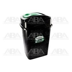 Cesto 65 (Negro) balancín lateral verde 8136VD