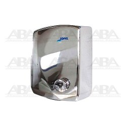 Secador pulsador Futura Inox AA15126