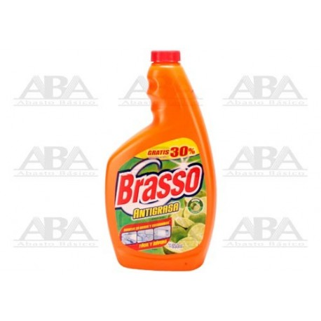 Brasso Antigrasa repuesto 650ml