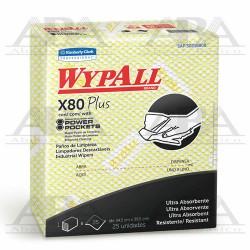 Wypall® X80 PLUS 1404 amarillo
