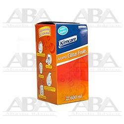 Jabón Kimcare Cartucho Citrus 600 ml 92539