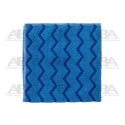 Paños de microfibra Azul Rubbermaid HYGEN® FGQ62000