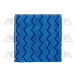Paños de microfibra azul Rubbermaid HYGEN®