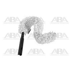 limpiapolvo flexible de gran rendimiento Rubbermaid HYGEN® FGQ85200WH00