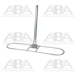 Base para mop con bastón metálico 60 cm
