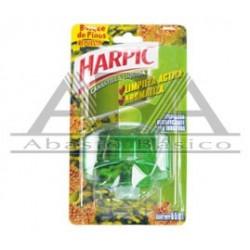 Harpic canastilla líquida repuesto bosque de pino 55 ml