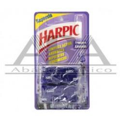 Harpic  repuesto pastilla Lavanda 35 grs