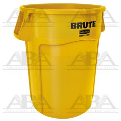 Contenedor BRUTE® sin tapa 166.5 L FG264360 YELL