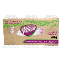 Wiese Pastilla Redonda para WC 80g
