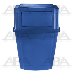 Contenedor de pared Slim Jim® 1829401 BLUE