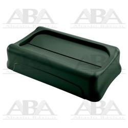 Tapa oscilante para contenedores Slim Jim® verde 1829400