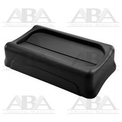 Tapa oscilante para contenedores Slim Jim® FG267360 BLA