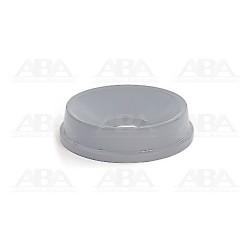 Tapa redonda de embudo Untouchable® FG354800 GRAY