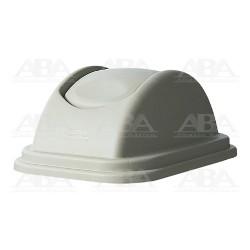 Tapa para contenedor mediano Untouchable® FG306700 BEIGE