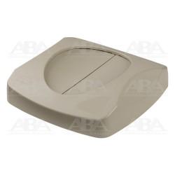 Tapa oscilante Untouchable® FG268988 BEIGE