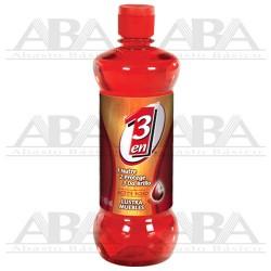 Aceite lustrador 3 en 1 480ml
