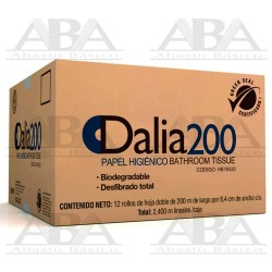 Papel Higiénico Junior Dalia 200 HB19320