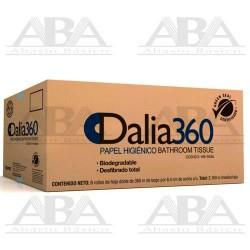 Papel Higiénico Jumbo Dalia 360 HB19336