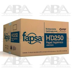 Papel Higiénico Junior HD250 3325