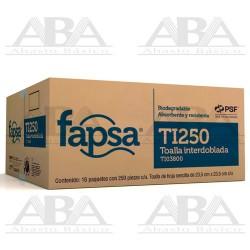 Toalla Interdoblada Fapsa TI250 TI03800