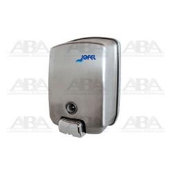 Dosificador de jabón rellenable FUTURA Inox AC54000