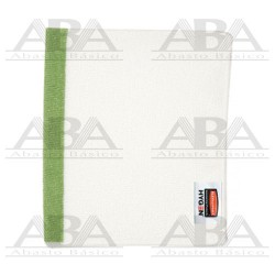 Paño de Microfibra Verde 1805730