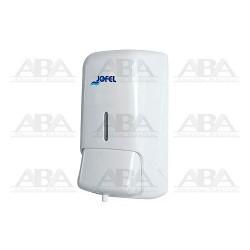 Dosificador de jabón espuma sin cartucho blanca AZUR AC40000