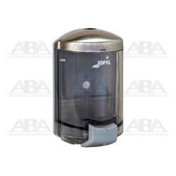 Dosificador de jabón rellenable AITANA Black / Luxe DJ70010