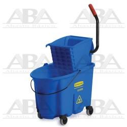 Cubeta para Trapeado WaveBrake® de 33.1L FG758888 BLUE